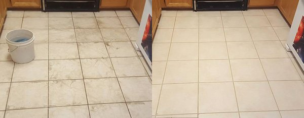 Grout Restoration Eugene Oregon