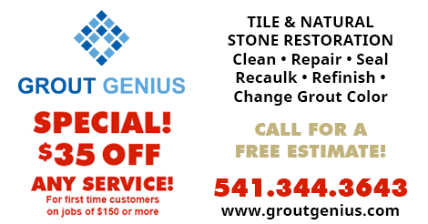 Oregon S Tile Cleaning Grout Cleaning Amp Natural Stone